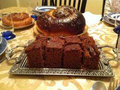 Torta de Miel  :http://www.recetasjudias.com/torta-de-miel/