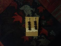 Check out this item in my Etsy shop https://www.etsy.com/listing/268524239/silver-plated-beauty-earrings