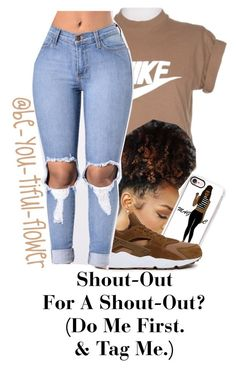 """//Shout-Outs//"" by be-you-tiful-flower ❤ liked on Polyvore featuring NIKE and Casetify"