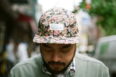 """Reed Space x KICKSHI x Publish 2012 Summer """"Good Moods"""" Cap Collection"""