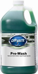 CAR BRITE Marine & RV Pre-Wash is a highly concentrated, VOC compliant, exterior cleaner formulated to remove black streaks, insect residue, road grime and light oxidation from the exterior surfaces o Camper Hacks, Rv Hacks, Cleaning Hacks, Camper Ideas, Camper Life, Rv Campers, Rv Life, Motorhome Living, Vintage Trailers