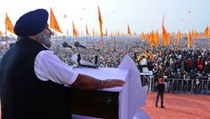 A historical rally held in Moga today proved that every Punjabi feels duty bound to oppose SYL and has already pledged to protect the waters of the state at any cost. #MogaRally #PaniBachaoPunjabBachao #ParkashSinghBadal  #AkaliDal #ProudToBeAkali
