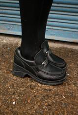 Black Kickers shoes