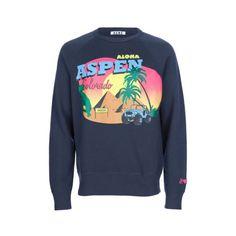Found on OhLike: Acne Aspen College Sweatshirt