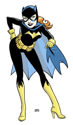Barbra Gordon was the best Batgirl.