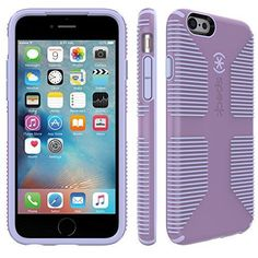 Speck Products Cell Phone Case for iPhone 6S/6 Plus Lilac Purple/Iris Purple #Speck