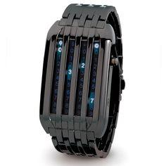 The Verticular Watch - Hammacher Schlemmer
