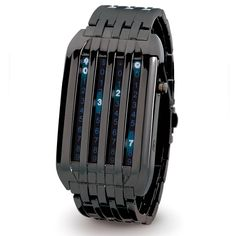 The Verticular Watch - Hammacher Schlemmer