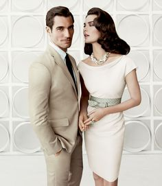 that dress...    Mad Men collection for Banana Republic