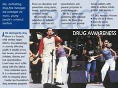 Family Care - FCF Drug Awareness and Prevention