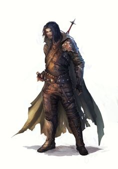 Caelus Farathor, retired soldier, and the protagonist of the Shard of the Old Ones trilogy.
