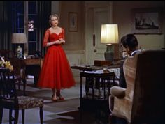 Grace Kelly in 'Dial M for Murder'