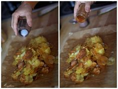 Selbstgemachte Chips mit Ofenpaprika | Marylicious