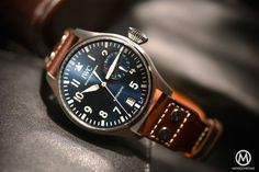 SIHH 2016 - Hands-on with the new IWC Big Pilot's Watch Edition 'Le Petit Prince' ref. IW500916 - Live pics & price