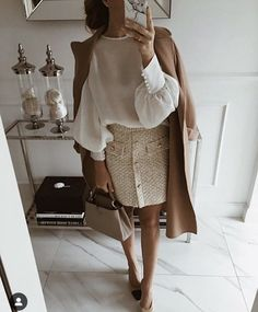 business professional outfits Want to stand out at the office and make more money? Advance your career by learning which outfits will get you noticed. Read on LLEGANCE. Business Professional Outfits, Business Outfits, Office Outfits, Work Outfits, Business Casual, Business Dresses, Business Women, Summer Outfits, Classy Outfits