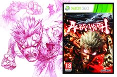 Asuras Wrath Character Illustration - Search similar styles, portfolios and artists on the illustration agent website. Asura's Wrath, Game 2d, Milk Splash, Monster Characters, Photo Retouching, 3d Animation, Character Illustration, Science Fiction, Video Game