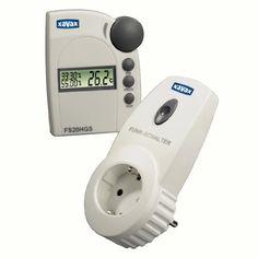 Siempre las cosas más últiles para tu hogar: Xavax 00111931 FS-20 - Juego de termostato inalámbrico y enchufe con interruptor para deshumificador Más en  http://todohogarweb.es/wordpress/producto/xavax-00111931-fs-20-juego-de-termostato-inalambrico-y-enchufe-con-interruptor-para-deshumificador/
