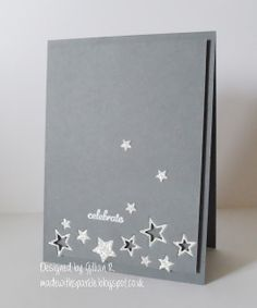 Made With Sparkle: Less Is More - Lucky Dip Guest Designer