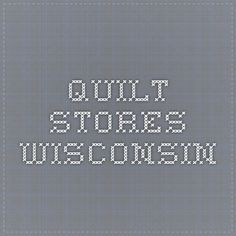 one of my very favorite quilt shops - Millhouse Quilts in Waunakee ... : quilt shops in wisconsin - Adamdwight.com