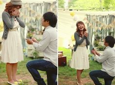 These Proposal Photos Will Turn Your Heart To Mush...tears in my eyes right now!