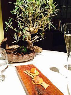 Caramelized Olive Spain Travel, Restaurant, Table Decorations, Food, Rocks, Diner Restaurant, Essen, Restaurants, Yemek