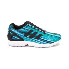 743f8af231225 Hit the ground running with the new ZX Flux Athletic Shoe from adidas! The  ZX