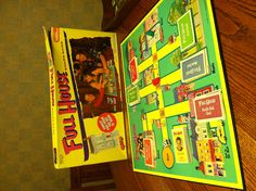 full house board game ebay