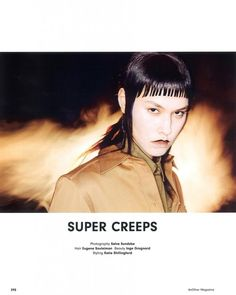 Super Creeps (Another Magazine)