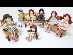 Passo a Passo boneca de fuxico de calçola - YouTube Doll Clothes Patterns, Clothing Patterns, Handmade Crafts, Diy And Crafts, Advent, Zebras, Giraffes, 3d Projects, Hobbies And Crafts