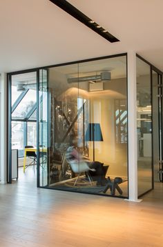 Metropolis office - Designed by Norwegian Interior Architect firm Metropolis arkitektur & design -  www.metropolis.no