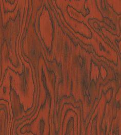 Sottsass Red - wood veneer designed by Ettore Sottsass.  * fornir / fornir modyfikowany / okleina *