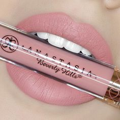 Anastasia Beverly Hills Liquid Lipstick :: NAKED
