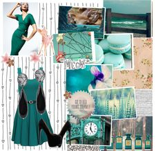 """Serene Sea ♥"" by prarthana-mystic-ivashkov ❤ liked on Polyvore"