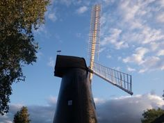 did you know there is a windmill in the heart of London