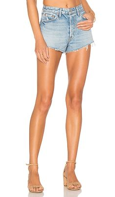 fc5d0931 Shop for GRLFRND Cindy High-Rise Short in Can't Get Enough at REVOLVE. Free  day shipping and returns, 30 day price match guarantee.