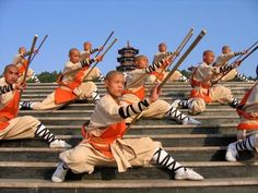 ... Shaolin Kung Fu Training Year 2001 at Shaolin Temple China by Shaolin - Learn more about New Life Kung Fu at newlifekungfu.com