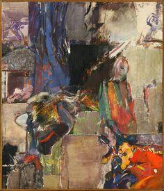 'Műterem' (Atelier), Mészáros Géza