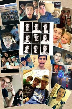 Ok so I'm so so so sad that I can't meet them. There everything. There funny, amazing, cute, nice, sweet, incredible....any nice adjective there is...they are that! They inspire me to be myself and not be afraid to be different. They inspire me to not care what other people think and I love them for that.  I obsess over them all the time. I honestly don't care what people think. I am proud to say that I belong to the Magcon fandom. We're not just a fandom, we're family.