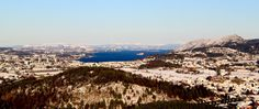 A beautiful landscape picture from Photo taken by Yasser Hamid Syed Beautiful Landscape Pictures, Beautiful Landscapes, Tourist Sites, Visit Norway, Stavanger, Grand Canyon, Winter, Travel, Winter Time