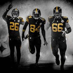 Antonio Brown has been named AP first-team All-Pro, while Le'Veon Bell and David DeCastro were named second-team All-Pro. Congratulations guys!