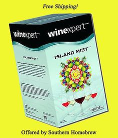 Offered via….   Southern Homebrew and Wine Provide     Island Mist Top rate Fruit Flavored Wine Kits  Island Mist Top rate Fruit Flavored Wine Kits are a mix of herbal fruit flavoring and focus which produce a lightweight alcohol (6.5%) drink it truly is lighter and extra fruity... - #Wine #Redwine #Winelover #Cheers