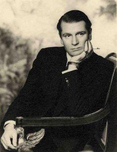 Sir Laurence Olivier!