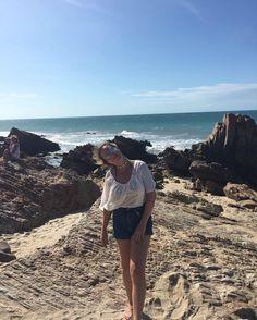 Mood: férias no Ceará ❤️ Look de praia