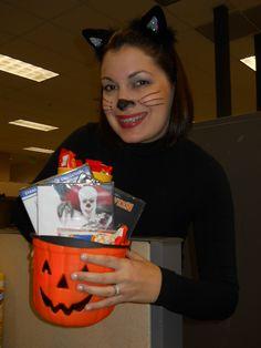 2012 Halloween Party in Sunnyvale Office! #DASHalloween