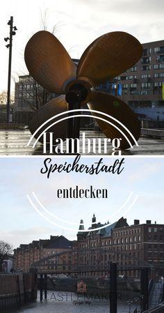 Mit Kind Hamburg und die Speicherstadt entdecken. Von Miniatur Wunderland, bis Elbtunnel und Elbphilharmonie und noch mehr auf meinem Blog. #hamburg #reise #städtereise