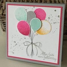 #stampinup #partyballons #springcatalog
