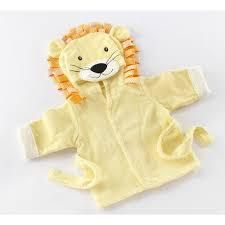 """""""Big Top Bath Time"""" Lion Hooded Spa Robe (Personalization Available) ROAR! Baby will look like King of the Jungle in an adorable lion robe! Kids Store, Baby Store, Cute Babies, Baby Kids, Baby Boy, Toddler Girl, Baby Shower Favors, Baby Shower Gifts, Shower Baby"""