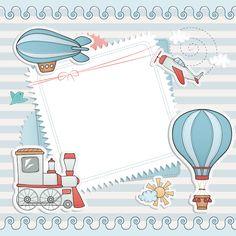 Convites para chá de bebê, editáveis para imprimir - Cantinho do blog