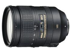 Nikon AF-S 28-300mm 1:3.5-5.6G ED VR Objektiv inkl. HB-50 (77 mm Filtergewinde)