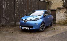 Renault Zoe ZE 40 Co2 Cars, Electric Cars, Electric Vehicle, Renault Zoe, Smart Car, Ranger, Vehicles, Green, Blog